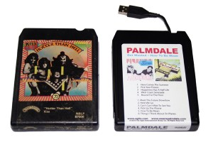 Killer 8-Track killer8track.com USB Kiss and Palmdale